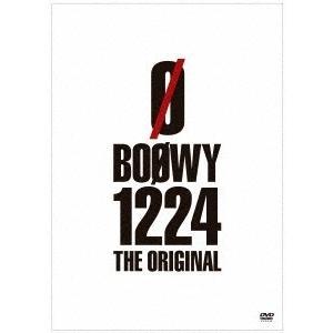 【先着特典付】BOφWY/1224 -THE ORIGINAL-<DVD>(通常盤)[Z-6956]20171224|wondergoo