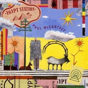 ポール・マッカートニー/エジプト・ステーション<CD>20180907|wondergoo