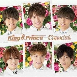 King & Prince/Memorial<CD>(通常盤)20181010|wondergoo
