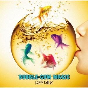 KEYTALK/BUBBLE-GUM MAGIC<CD+DVD>(初回生産限定盤)20190515|wondergoo