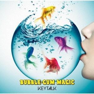 KEYTALK/BUBBLE-GUM MAGIC<CD>(通常盤)20190515|wondergoo