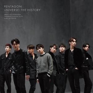 PENTAGON/UNIVERSE : THE HISTORY<CD+DVD>(初回限定盤A)20200923 wondergoo