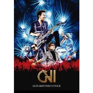 布袋寅泰/GUITARHYTHM VI TOUR<2DVD+2CD>(初回生産限定Complete Edition)20200513|wondergoo