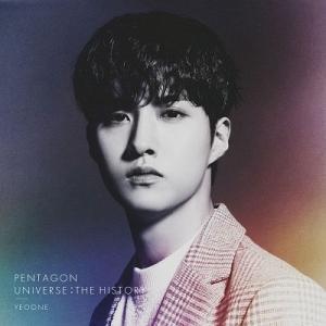 PENTAGON/UNIVERSE : THE HISTORY<CD>(ヨウォン盤)20200923 wondergoo