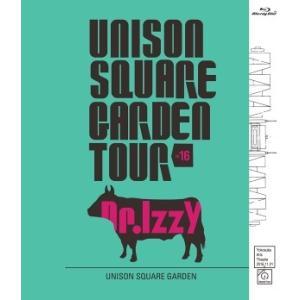 【先着特典付】UNISON SQUARE GARDEN/UNISON SQUARE GARDEN TOUR 2016 Dr.Izzy at Yokosuka Arts Theatre 2016.11.21<Blu-ray>[Z-6326]20170517|wondergoo