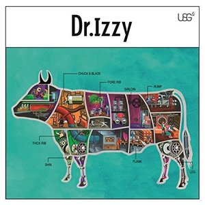 UNISON SQUARE GARDEN/Dr.Izzy<CD>(通常盤)20160706|wondergoo
