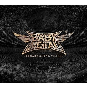 ●【先着特典付】BABYMETAL/10 BABYMETAL YEARS<CD+Blu-ray>(初回限定盤C)[Z-10039]20201223|wondergoo