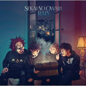 SEKAI NO OWARI/RAIN<CD+謎解きDVD>(初回生産限定盤B)20170705|wondergoo