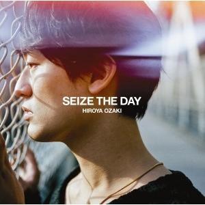 尾崎裕哉/SEIZE THE DAY<CD>(通常盤)20171004 wondergoo