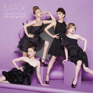 MAX/NEW EDITION II 〜MAXIMUM HITS〜<CD+Blu-ray>20190731|wondergoo
