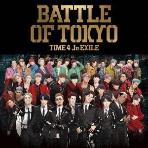 【オリジナル特典付】from EXILE TRIBE/BATTLE OF TOKYO TIME 4 Jr.EXILE<CD>(通常盤/初回仕様)[Z-11272]20210623 wondergoo