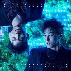 東方神起/Reboot<CD+DVD(スマプラ対応)>(初回生産限定盤)20171220|wondergoo