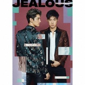 【先着特典付】東方神起/Jealous<CD(スマプラ対応)>(初回生産限定盤 )[Z-7875]20181121|wondergoo