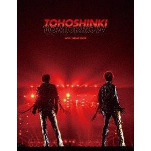 【先着特典付】東方神起/東方神起 LIVE TOUR 2018 〜TOMORROW〜<DVD3枚組(スマプラ対応)>(初回生産限定盤)[Z-8161]20190327 wondergoo