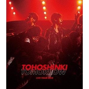 【先着特典付】東方神起/東方神起 LIVE TOUR 2018 〜TOMORROW〜<Blu-ray 2枚組(スマプラ対応)>(通常盤)[Z-8161]20190327 wondergoo