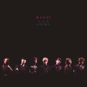 AAA/MAGIC<CD+DVD(スマプラ対応)>(初回生産限定盤)20170208|wondergoo