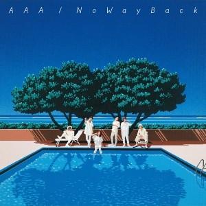 AAA/No Way Back<CD+DVD(スマプラ対応)>20170705|wondergoo