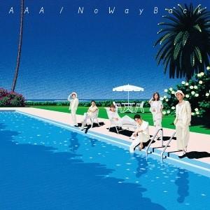 AAA/No Way Back<CD(スマプラ対応)>20170705|wondergoo