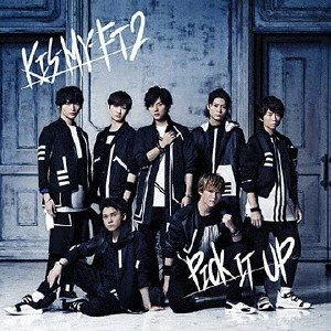 【先着特典付】Kis-My-Ft2/PICK IT UP<CD+DVD>(初回生産限定盤A)[Z-6308]20170607|wondergoo