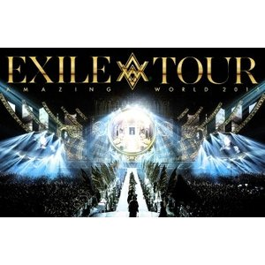 "■特典終了■EXILE/EXILE LIVE TOUR 2015 ""AMAZING WORLD""<3DVD+スマプラ>20160413