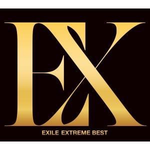 【先着特典付】EXILE/EXTREME BEST<3CD+4Blu-ray>[Z-5381]20160927 wondergoo