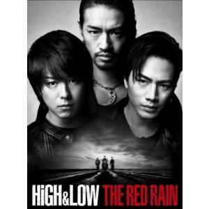【先着特典付】TAKAHIRO、登坂広臣、斎藤工/HiGH & LOW THE RED RAIN<Blu-ray>(通常盤)[Z-6010]20170405|wondergoo