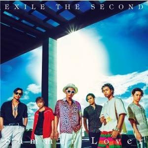 EXILE THE SECOND/Summer Lover<CD>20170628 wondergoo