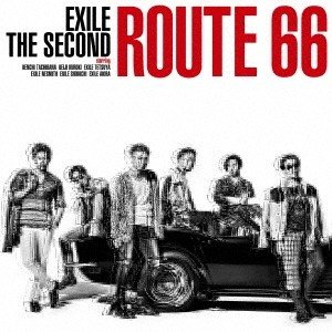 EXILE THE SECOND/Route 66<CD+DVD>20170927 wondergoo