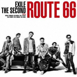 EXILE THE SECOND/Route 66<CD>20170927 wondergoo