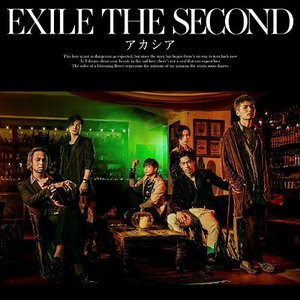 ◎EXILE THE SECOND/アカシア<CD>(初回仕様)20180222 wondergoo