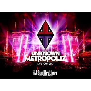 【先着特典付】三代目 J Soul Brothers from EXILE TRIBE/三代目 J Soul Brothers LIVE TOUR 2017