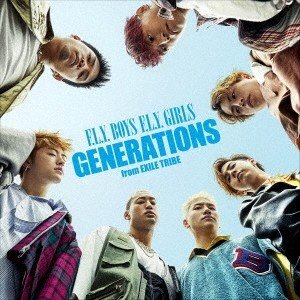 【先着特典付】GENERATIONS from EXILE TRIBE/F.L.Y. BOYS F.L.Y. GIRLS<CD+DVD>[Z-7328]20180613|wondergoo