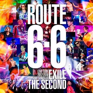 EXILE THE SECOND/EXILE THE SECOND LIVE TOUR 2017-2018