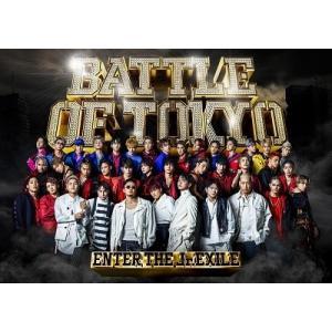 GENERATIONS, THE RAMPAGE, FANTASTICS, BALLISTIK BOYZ from EXILE TRIBE/BATTLE OF TOKYO 〜ENTER THE Jr.EXILE〜<CD+Blu-ray>(初回生産限定盤)20190703 wondergoo