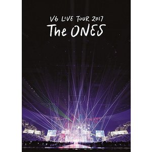 V6/LIVE TOUR 2017 The ONES<2DVD>(通常盤初回仕様)20180314|wondergoo