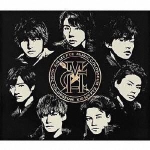 【先着特典付】Kis-My-Ft2/MUSIC COLOSSEUM<CD>(通常盤/初回限定スリーブ仕様)[Z-6130]20170503|wondergoo