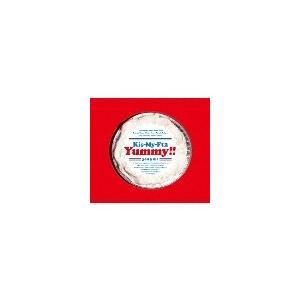 Kis-My-Ft2/Yummy!!<CD+DVD>(初回盤A)20180425|wondergoo