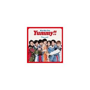 Kis-My-Ft2/Yummy!!<CD>(通常盤)20180425|wondergoo