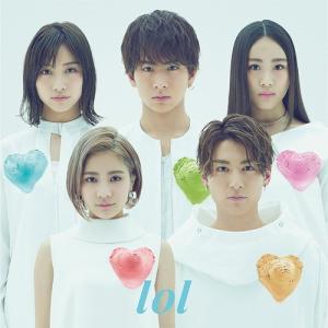 lol/ice cream/ワスレナイ<CD+DVD>20180321|wondergoo