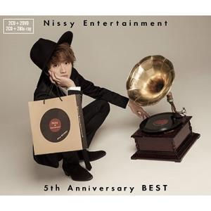 Nissy(西島隆弘)/Nissy Entertainment 5th Anniversary BEST<2CD+2DVD>(通常盤)20190204|wondergoo