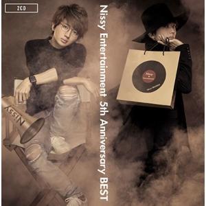 Nissy(西島隆弘)/Nissy Entertainment 5th Anniversary BEST<2CD>(通常盤)20190204|wondergoo