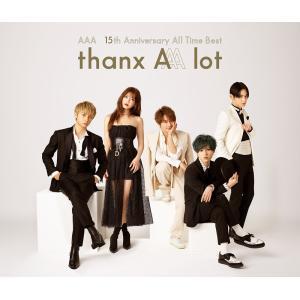 【オリジナル特典付】AAA/AAA 15th Anniversary All Time Best -...