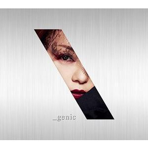 ■特典終了■安室奈美恵/_genic<CD+DVD>(通常盤初回仕様)20150610|wondergoo