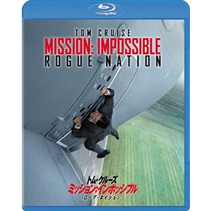 ミッション:インポッシブル/ローグ・ネイション<Blu-ray>20160603|wondergoo