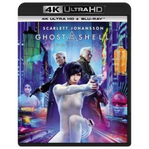 洋画/ゴースト・イン・ザ・シェル<4K ULTRA HD+Blu-ray>20170823|wondergoo