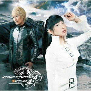 fripSide/infinite synthesis 4<CD>(通常盤)20181010|wondergoo