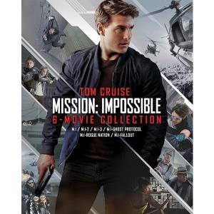 洋画/ミッション:インポッシブル 6ムービー・ブルーレイ・コレクション<Blu-ray>20181219|wondergoo