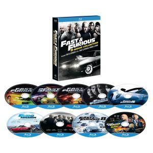 ワイルド・スピード 9ムービー・ブルーレイ・コレクション<Blu-ray>20210716|wondergoo
