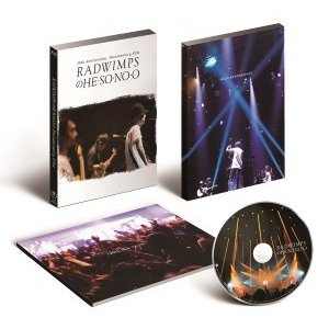 RADWIMPS/RADWIMPSのHESONOO Documentary Film Blu-ray<Blu-ray>20170118|wondergoo