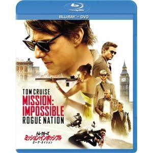 ■特典終了■トム・クルーズ/ミッション:インポッシブル/ローグ・ネイション<Blu-ray+DVD>20151209|wondergoo